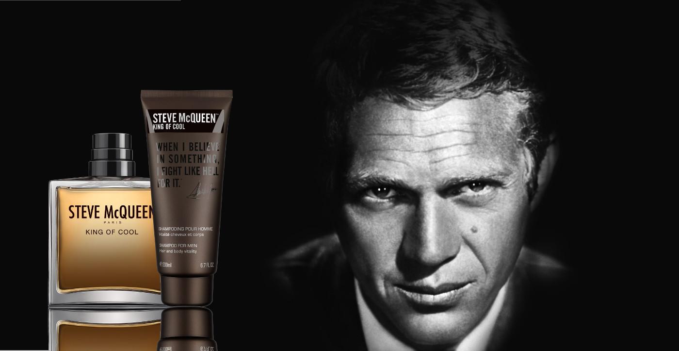 parfum Steeve McQueen
