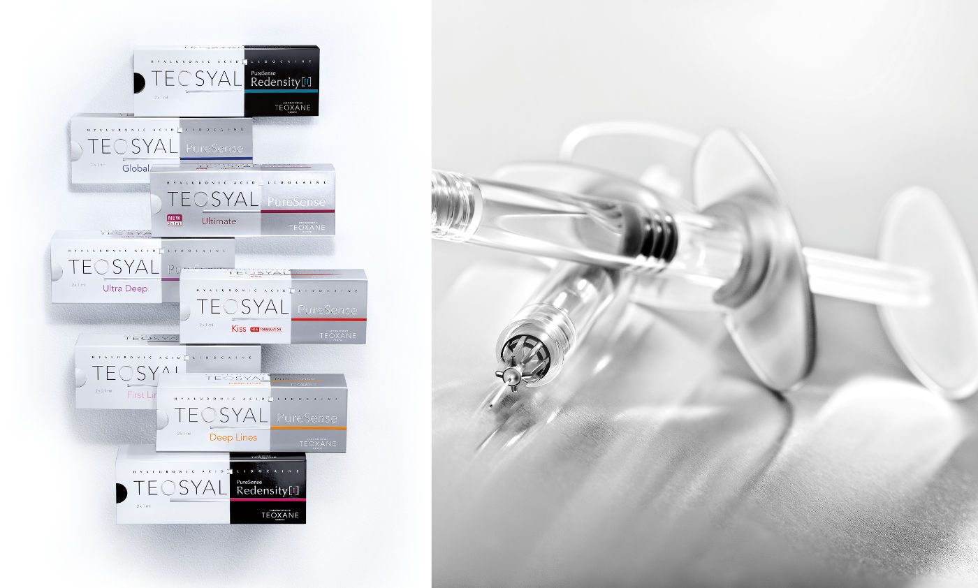 packaging boites Teosyal