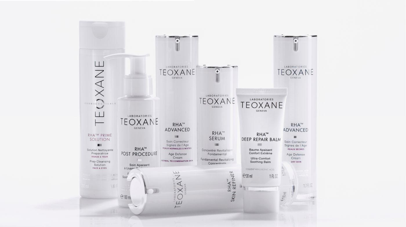 Design laboratoires Teoxane