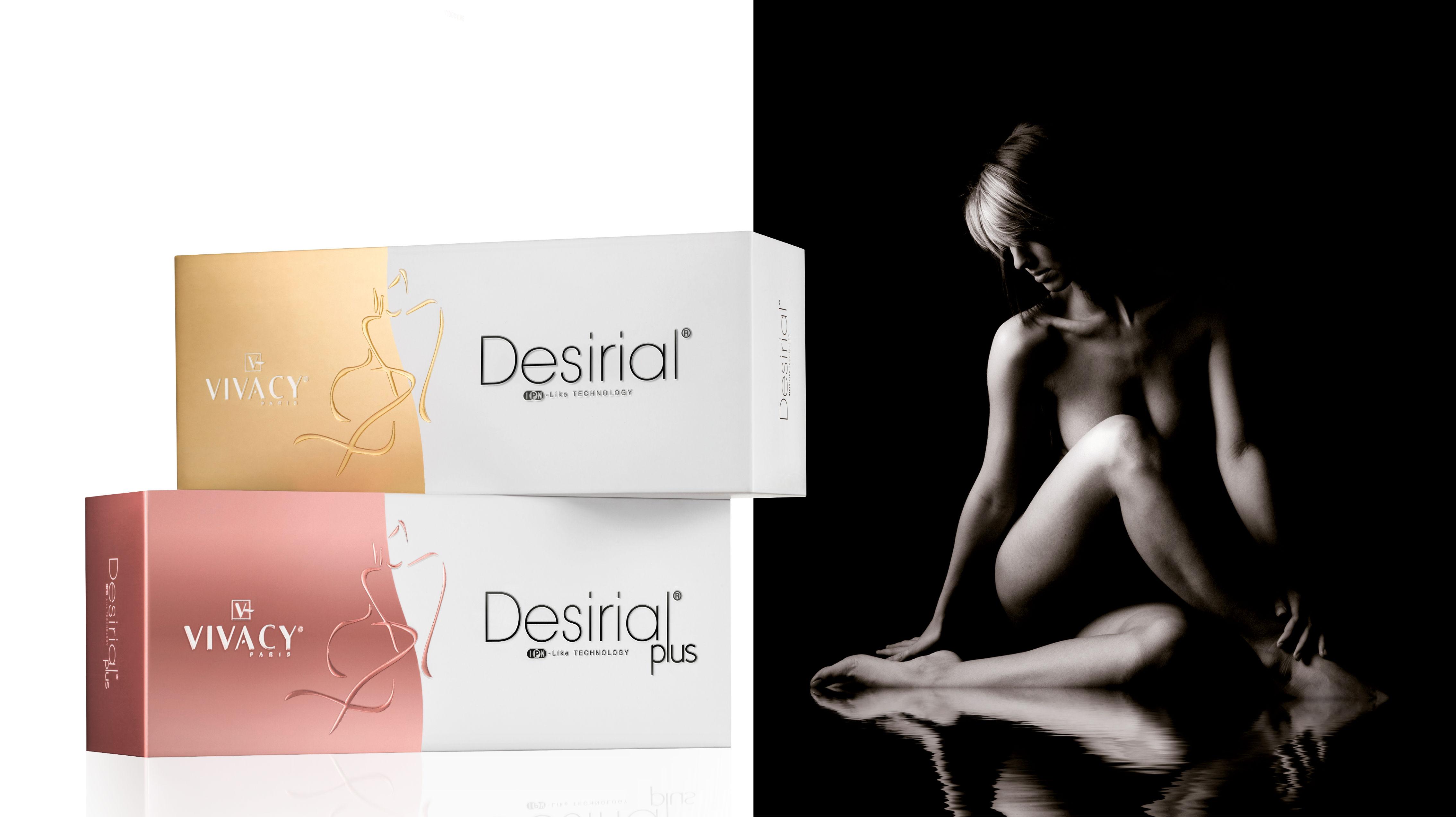 Packaging Désirial de Vivacy